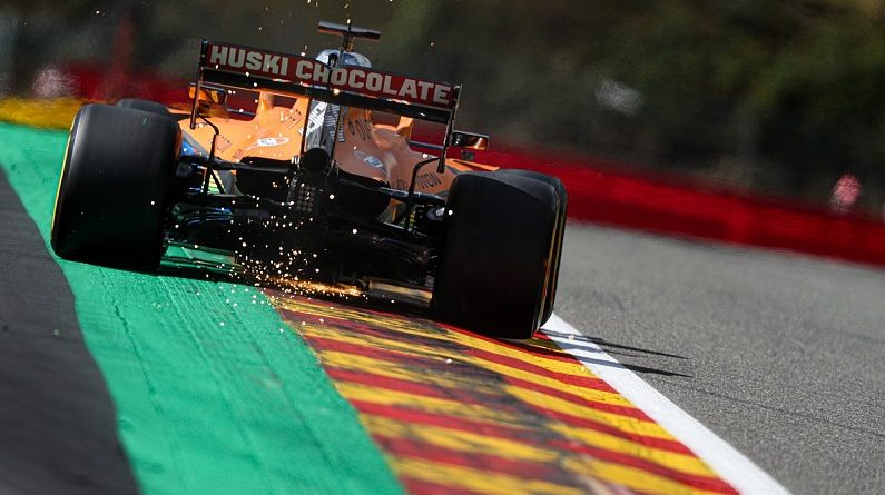 F1 drivers support return of gravel to Spa-Francorchamps - F1