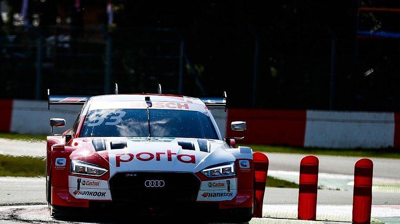 Zolder DTM: Rast takes commanding win in opener - DTM