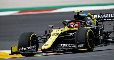 Ocon: Working with Renault now best it's been since F1 return - F1