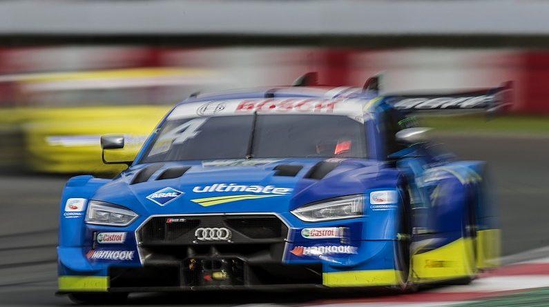 Frijns takes responsibility for Zolder DTM pitlane crash - DTM