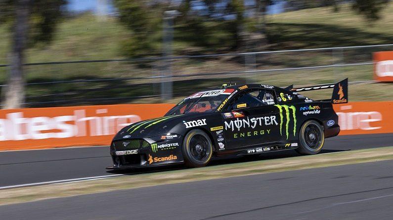 Supercars Bathurst: Waters eclipses rivals for top 10 shootout pole - Supercars