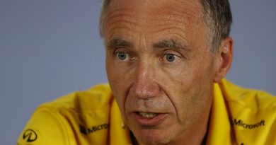 "F1 will soon be ""the best it's ever been"", says ex-Renault boss Bob Bell - Thinking Forward"
