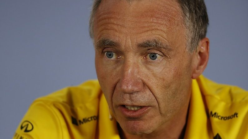 """F1 will soon be """"the best it's ever been"""", says ex-Renault boss Bob Bell - Thinking Forward"""