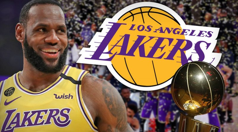 L.A. Lakers Win Title, Victory Parade Postponed Until COVID Pandemic Is Over