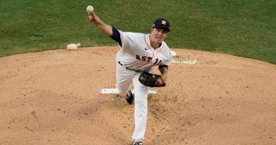 Greinke shines as Astros keep faint World Series hopes alive with win over Rays