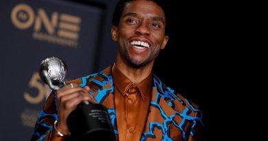 Still Grieving Chadwick Boseman, Brother, Son, Superstar