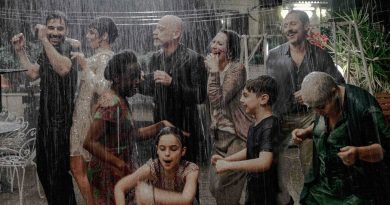'The Goddess of Fortune' Review: Family Drama Under Sunny Italian Skies