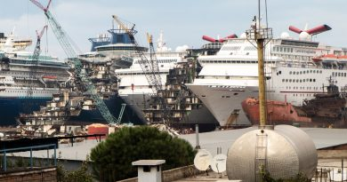 Where Cruise Ships Are Sent to Die