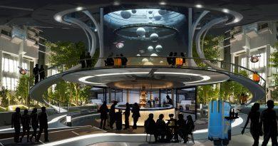 The Future of Hotel Design
