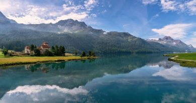 BBC - Travel - The tiny Swiss town that inspired Nietzsche