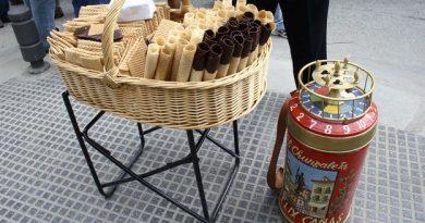 BBC - Travel - Barquillos: Spain's unique street food roulette