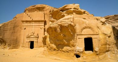 BBC - Travel - Saudi Arabia's little-known ancient civilisation