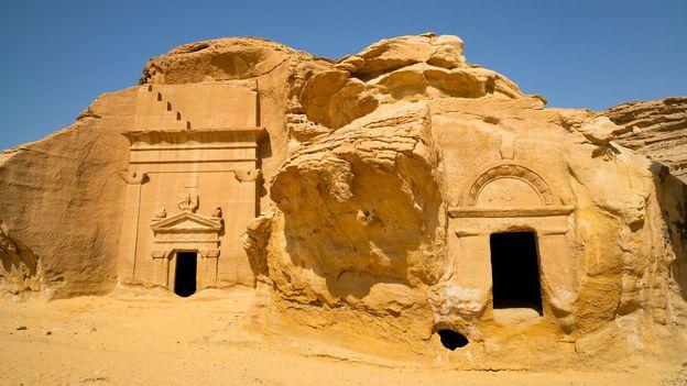 BBC - Travel - Saudi Arabia's little-known ancient civilisation