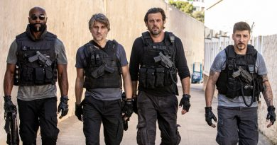 'Rogue City' Review: An Action Movie Skimping on Action