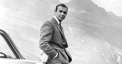 Sean Connery: From Tentative Secret Agent to Suave Bond