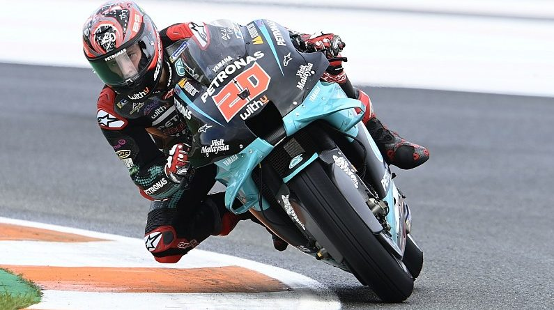Quartararo: MotoGP title bid will be over if I don't take risks in European GP - MotoGP