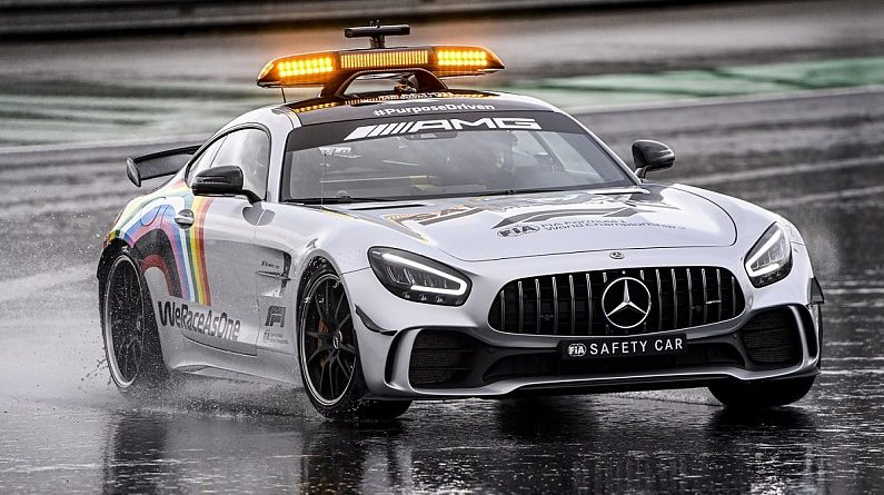Aston Martin and Mercedes set to share F1 safety car duties in 2021 - F1