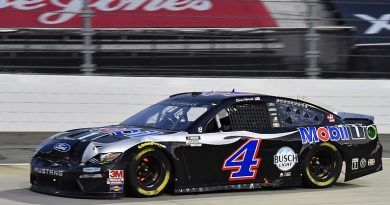 """Harvick has been """"punched in the gut harder"""" than NASCAR title loss - NASCAR"""