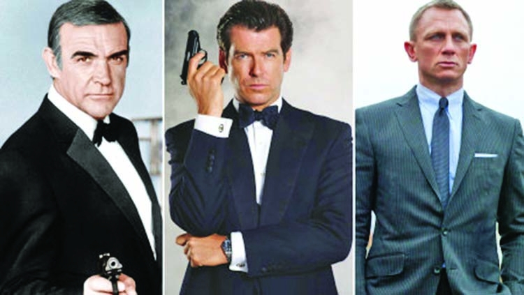 Pierce, Craig pay tribute to 'Greatest James Bond' Sean Connery | The Asian Age Online, Bangladesh