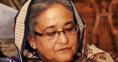 PM mourns death of former Kurigram district AL president Aminul