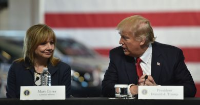 GM withdraws support for Trump's emissions lawsuit against California