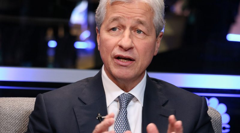 Jamie Dimon tells JPMorgan employees to have 'patience and fortitude' until final election results