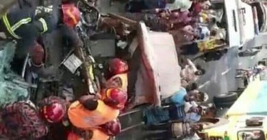 Truck-ambulance collision kills 5 in Kushtia – Countryside – observerbd.com
