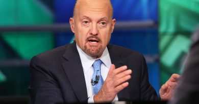 Cramer says stock pop on positive data is right