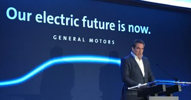 General Motors to add 3,000 jobs focused on electric vehicles