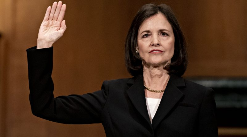 Judy Shelton appears headed for confirmation to a Federal Reserve seat