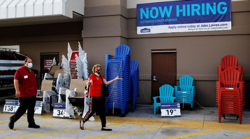 Unemployment rate slides, growth stronger than expected