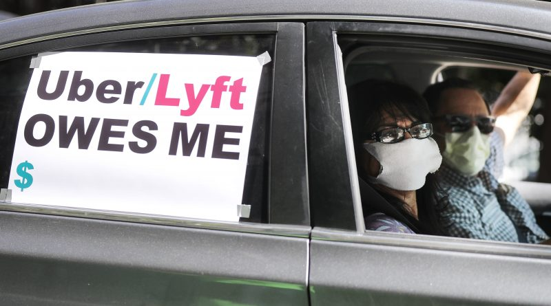 Uber and Lyft eye other states