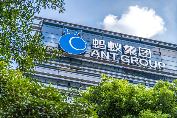 Ant Group IPO in Shanghai and Hong Kong is suspended