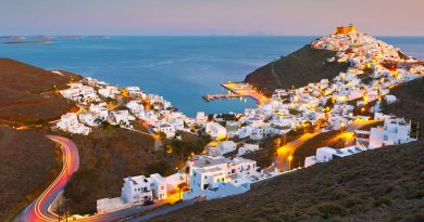 Volkswagen is trying to help a Greek island go green