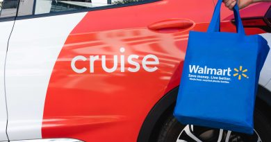 Walmart to test deliveries by self-driving car with GM's Cruise