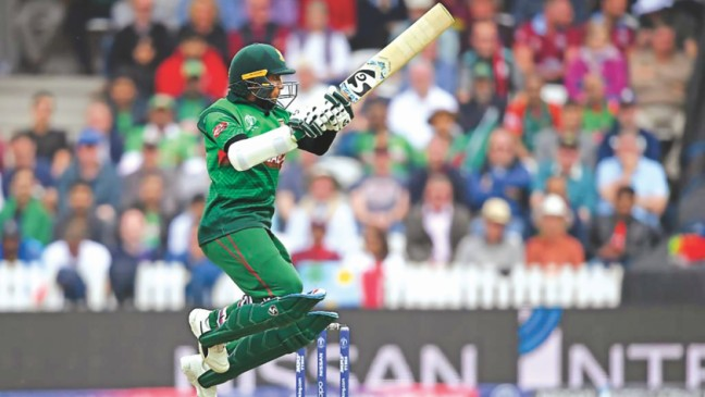 Could have been banned before World Cup: Shakib