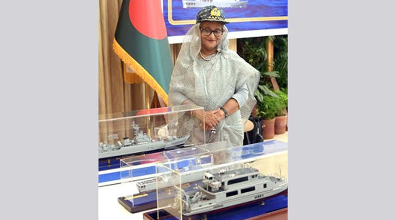 PM commissions five more ships