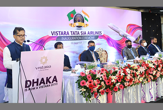 Mahbub urges all to follow health regulations in air travel