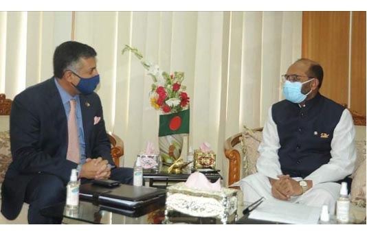 Bangladesh, India to work together on extracting marine resources: Rezaul