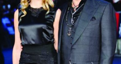 Johnny Depp is a wife beater, UK judge rules | The Asian Age Online, Bangladesh