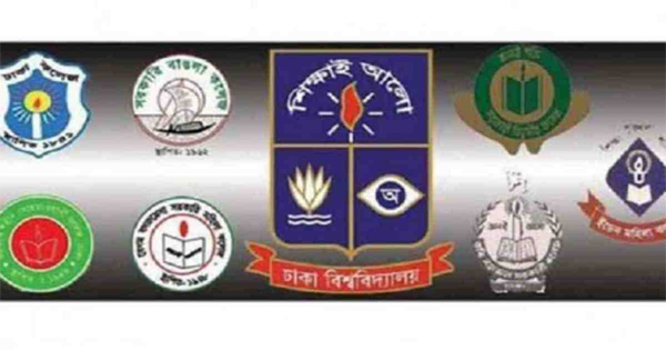 Affiliated college students protest as DU indifferent to their demands –  Education – observerbd.com