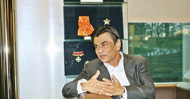 Salahuddin wants booters  to give all against Nepal