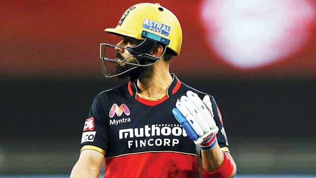 Kohli's IPL drought goes on