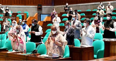 JS adopts condolence motion on deaths of noted persons