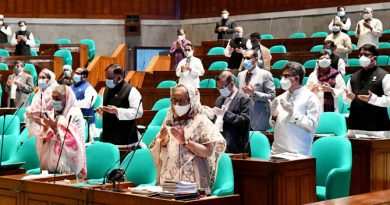 JS adopts condolence motion on deaths of noted persons – National – observerbd.com