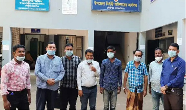 Two drug addicts jailed in Mymensingh  – Countryside – observerbd.com