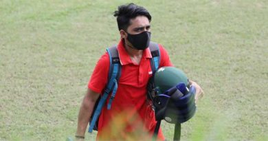 Mominul tests  positive for Covid
