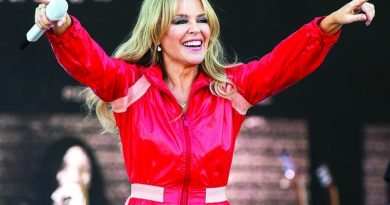 Kylie heads back to dance floor with new album   The Asian Age Online, Bangladesh