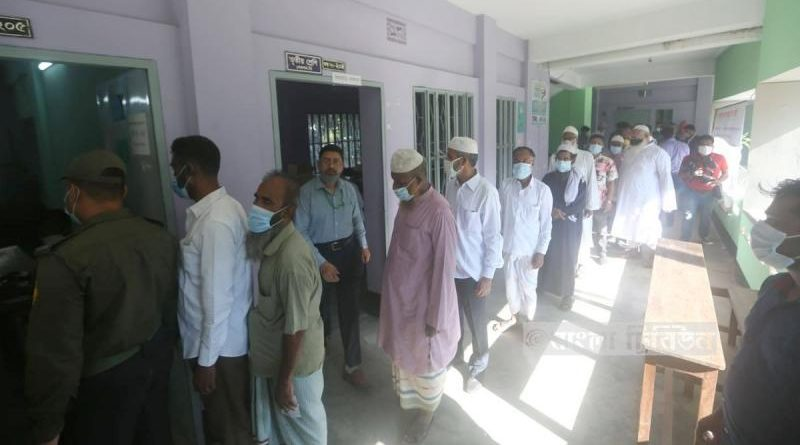 Vote counting of Dhaka-18, Sirajganj-1 by-polls continues – National – observerbd.com
