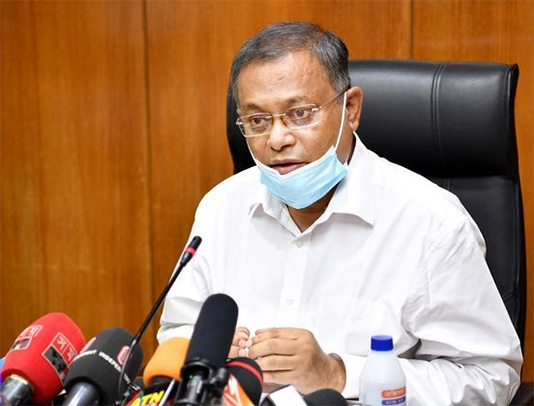 Torching buses was part of big plot of BNP, allies: Hasan – National – observerbd.com